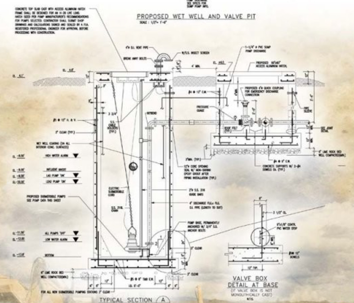 Well Schematic Diagram Miami Dade on